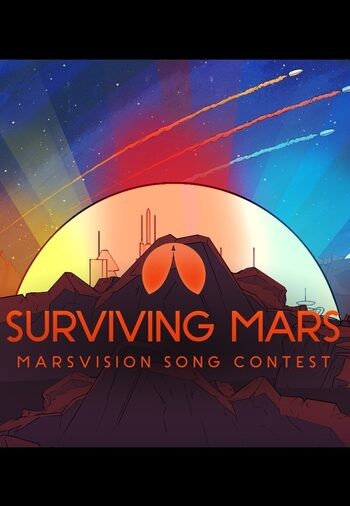Surviving Mars: Marsvision Song Contest (DLC) Steam Key GLOBAL