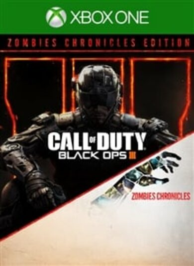 Call of Duty: Black Ops III - Zombies Chronicles Edition (Xbox One) Xbox Live Key UNITED STATES