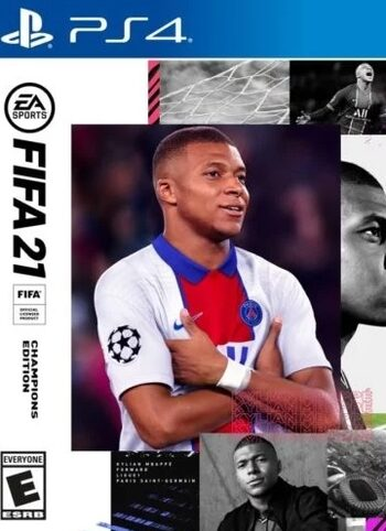 FIFA 21 Champions Edition Upgrade (DLC) (PS4) PSN Key EUROPE