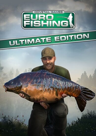 Euro Fishing (Ultimate Edition) Steam Key EUROPE / UNITED STATES