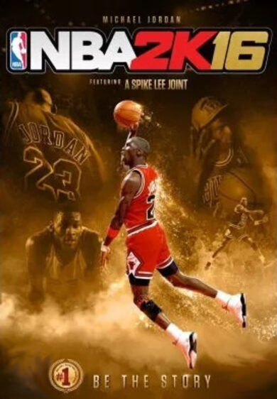 NBA 2K16 (Michael Jordan Special Edition) Steam Key EUROPE
