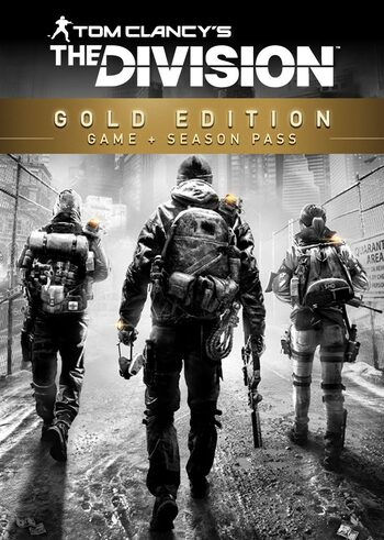 Tom Clancy's The Division (Gold Edition) Uplay Key GLOBAL
