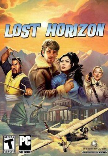 Lost Horizon Steam Key GLOBAL