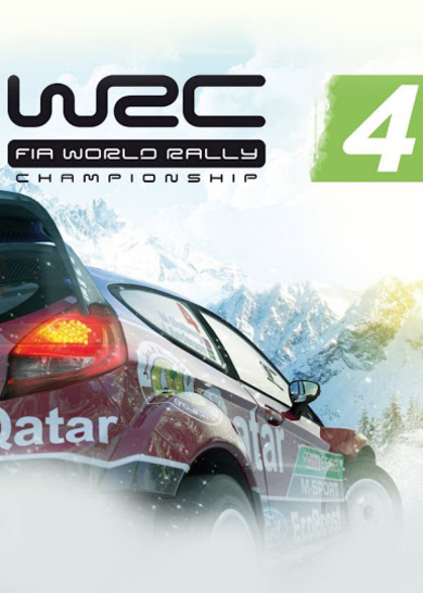 WRC 4: FIA World Rally Championship Steam Key EUROPE