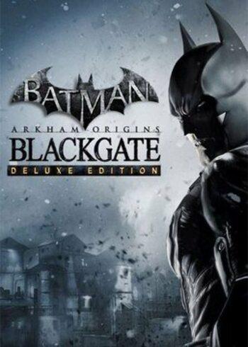 Batman: Arkham Origins - Blackgate (Deluxe Edition) Steam Key GLOBAL