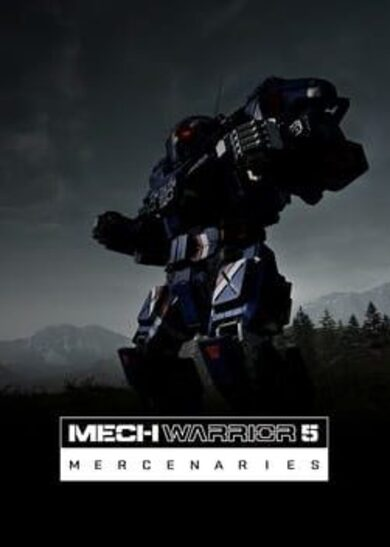 Buy MechWarrior 5: Mercenaries Steam CD key Cheaper! | ENEBA