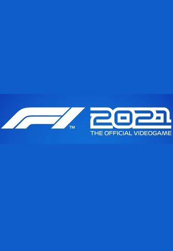 F1 2021 Steam Key GLOBAL
