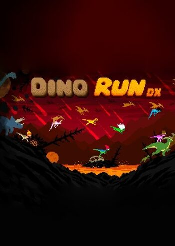 Dino Run DX Steam Key GLOBAL