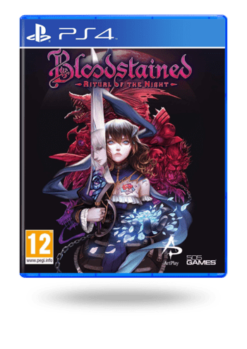 Bloodstained: Ritual of the Night PlayStation 4