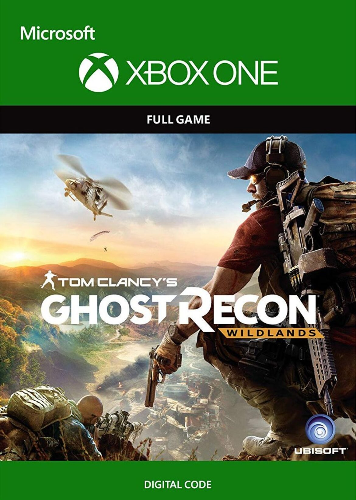 Buy Tom Clancy's Ghost Recon: Wildlands Xbox One key! | ENEBA
