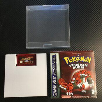 Pokémon Ruby Version Game Boy Advance