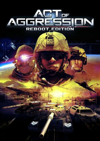 Act of Aggression - Reboot Edition Steam Key GLOBAL