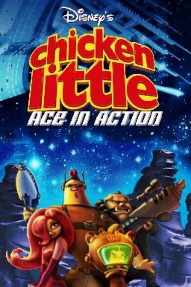 Disney Chicken Little: Ace in Action Steam Key EUROPE