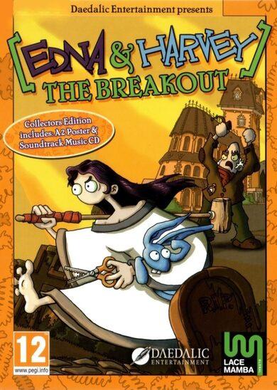 Edna & Harvey: The Breakout Steam Key GLOBAL