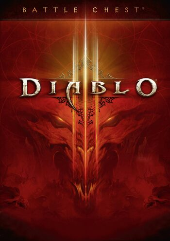Diablo 3 Battle Chest Klucz Battle.net GLOBAL