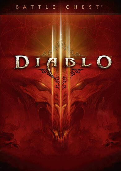 Diablo 3 Battle Chest Battle.net Key UNITED STATES