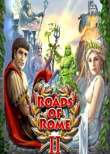 Roads of Rome II Steam Key GLOBAL