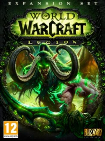 World of Warcraft: Legion Digital Deluxe Items (DLC) Battle.net Key UNITED STATES