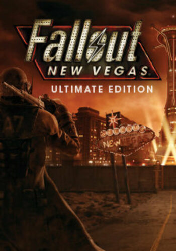 Fallout New Vegas (Ultimate Edition) Steam Key GLOBAL