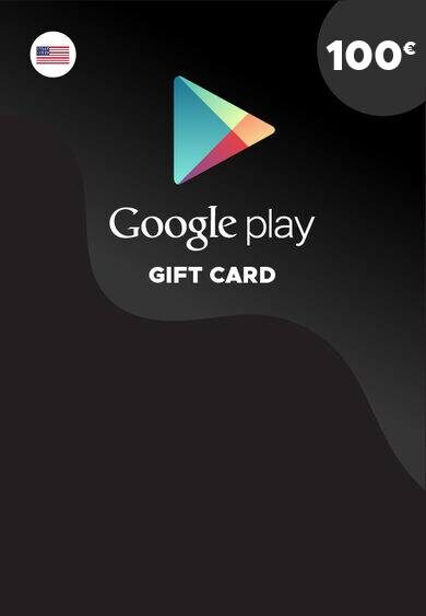 Google Play Gift Card 100 USD Key NORTH AMERICA