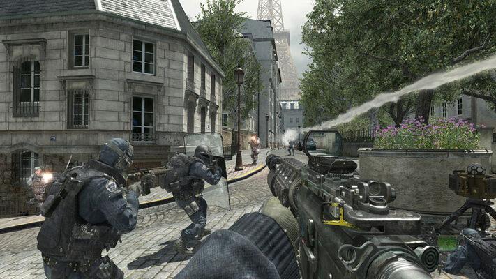 Call of Duty: Modern Warfare 3 - Collection 1 (DLC) Steam Key EUROPE