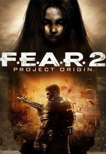 F.E.A.R. 2: Project Origin + Reborn Gog.com GLOBAL