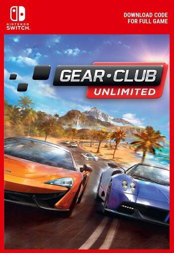 Gear.Club Unlimited (Nintendo Switch) eShop Key EUROPE