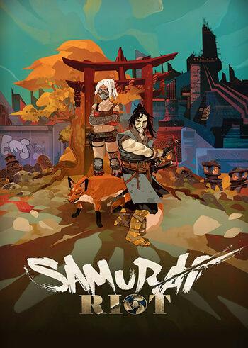 Samurai Riot Steam Key GLOBAL