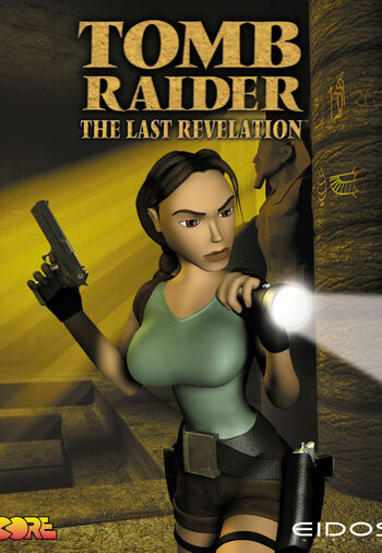 Tomb Raider: The Last Revelation + Chronicles Gog.com Key GLOBAL