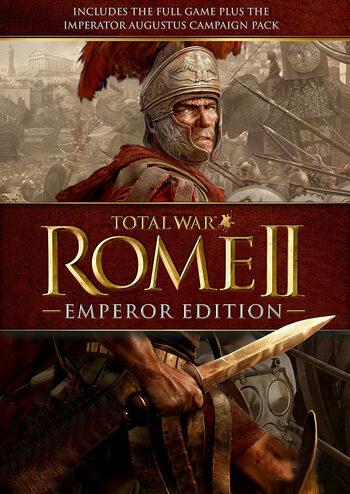 Total War: Rome II  (Emperor Edition)  Steam Key EUROPE
