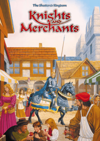 Knights and Merchants Steam Key GLOBAL