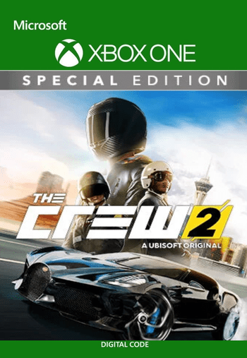 The Crew 2 Special Edition XBOX LIVE Key UNITED STATES