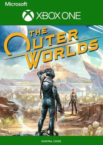 The Outer Worlds (Xbox One) Xbox Live Key GLOBAL