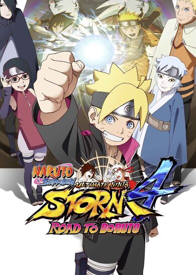 Naruto Shippuden: Ultimate Ninja Storm 4: Road to Boruto Expansion (DLC) Steam Key GLOBAL