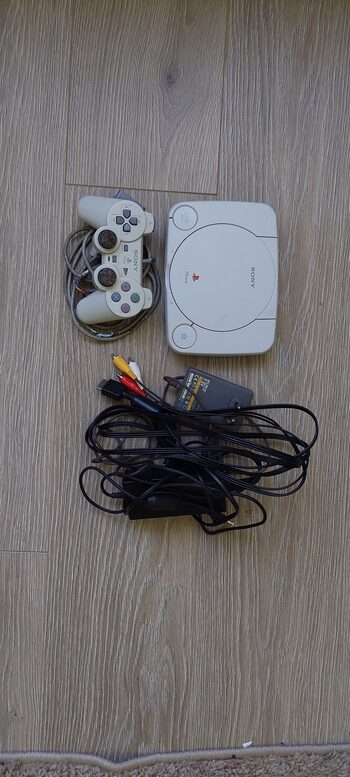 PS one, White