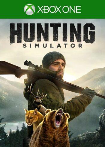 Hunting Simulator (Xbox One) Xbox Live Key UNITED STATES