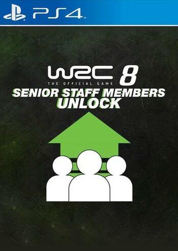 WRC 8 - Staff Member (DLC) (PS4) PSN Key EUROPE