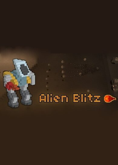 Alien Blitz Steam Key GLOBAL