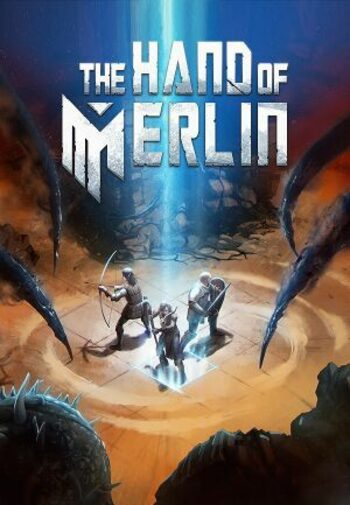 The Hand of Merlin Steam Key GLOBAL