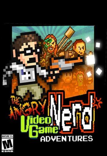 Angry Video Game Nerd Adventures Steam Key GLOBAL