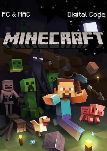 Minecraft: Java Edition web oficial Key GLOBAL