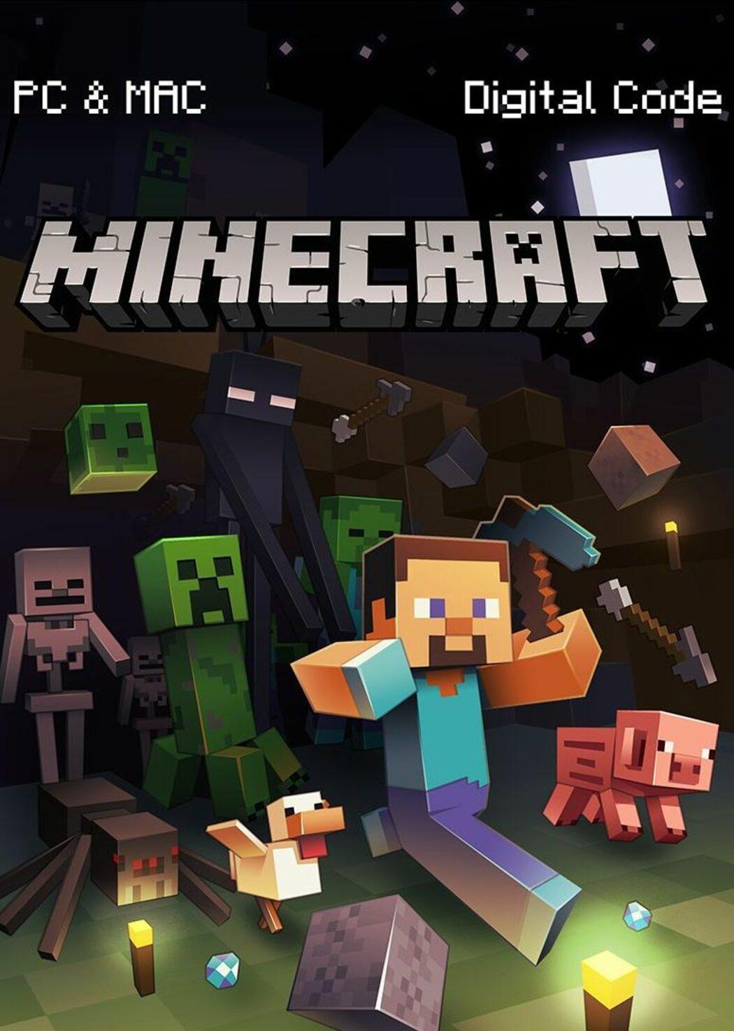 Buy Minecraft Java Edition Official Web Key Cheaper Eneba