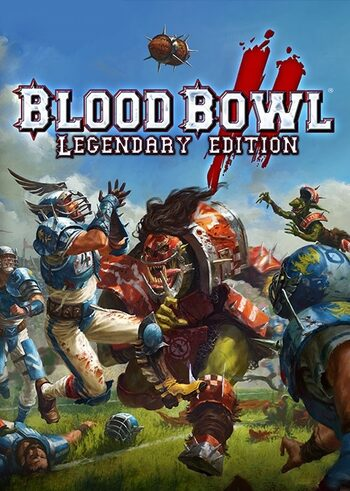 Blood Bowl 2 (Legendary Edition) Steam Key GLOBAL