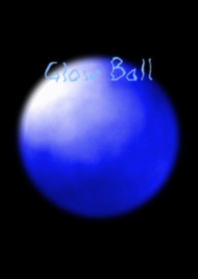 """Glow Ball"" - The billiard puzzle game Steam Key GLOBAL"