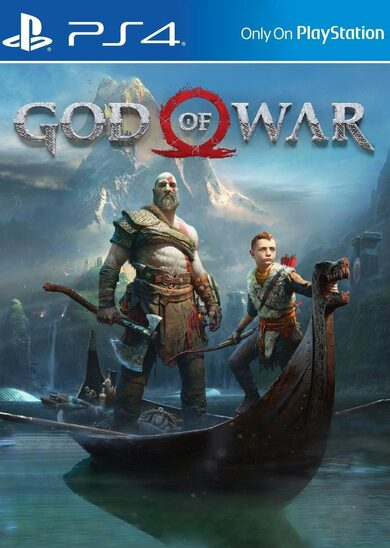 God of War (PS4) PSN Key NORTH AMERICA