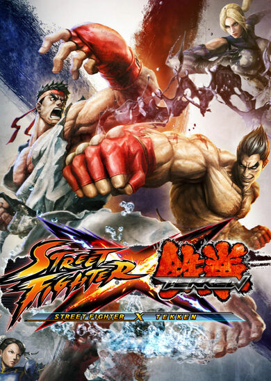 Street Fighter X Tekken Steam Key GLOBAL
