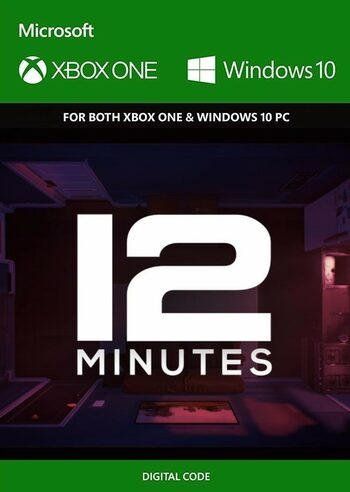 Twelve Minutes PC/XBOX LIVE Key ARGENTINA