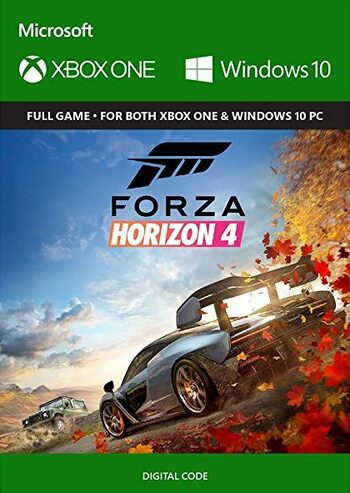 Forza Horizon 4 (PC/Xbox One) Xbox Live Clave GLOBAL