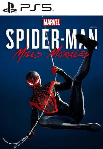 Marvel's Spider-Man: Miles Morales Pre-order Bonus (DLC) (PS5) PSN Key EUROPE