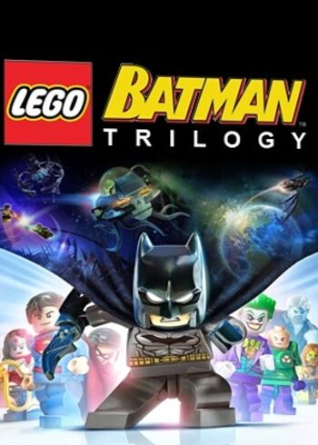 LEGO Batman - Trilogy Steam Key GLOBAL
